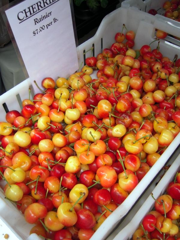 ranier cherries for sale