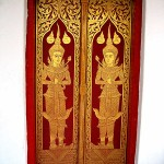 chaing-mai door