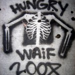 hungry waif