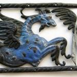 museum iron