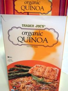TJ's quinoa