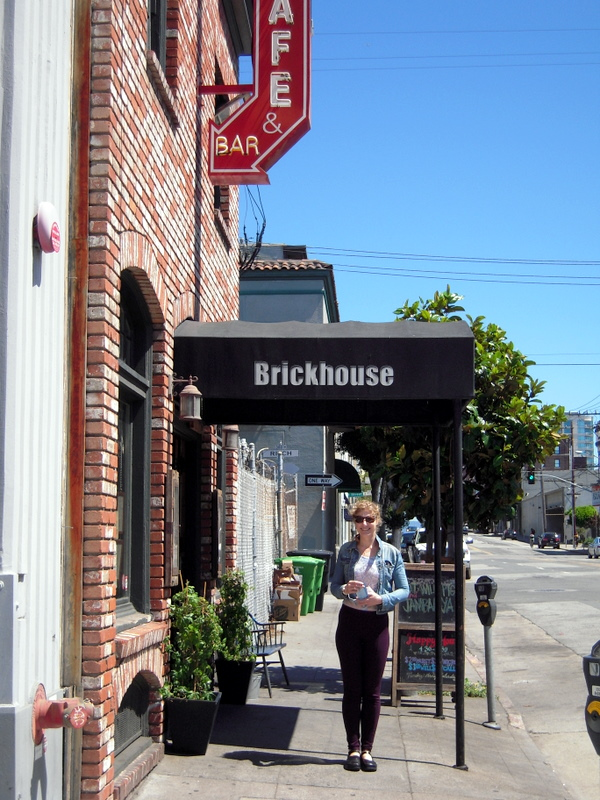 Brickhouse Wine