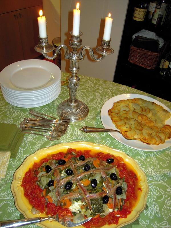 fish provençal