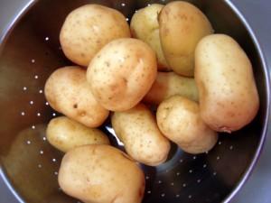 I used yellow potatoes