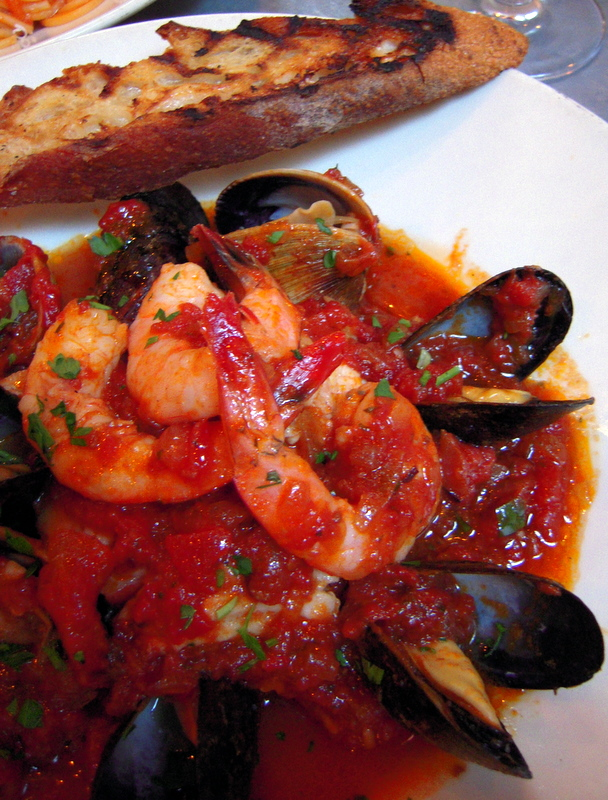 yummy brodetto di pesce seafood entree