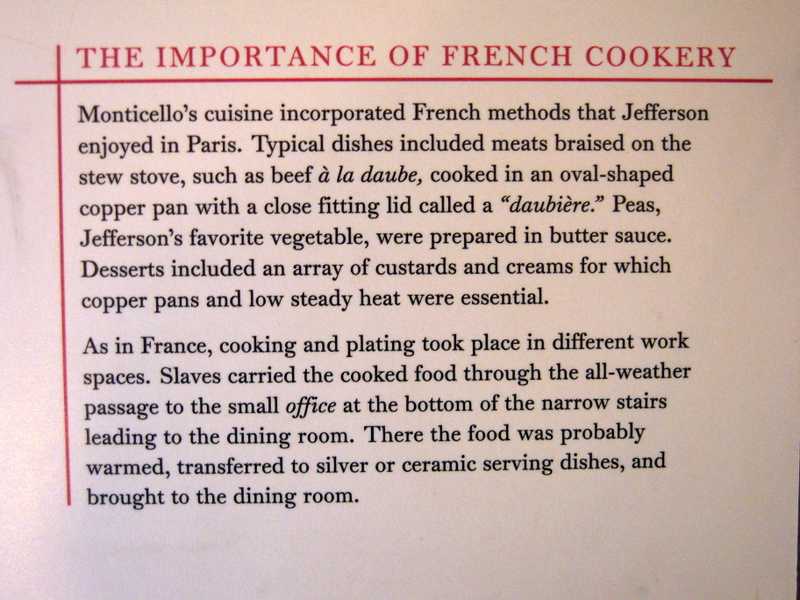 French cuisine invaded America long before Julia Child