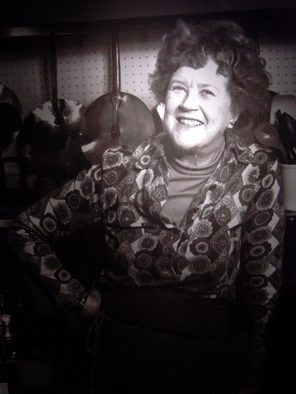 the one and only Julia Child!