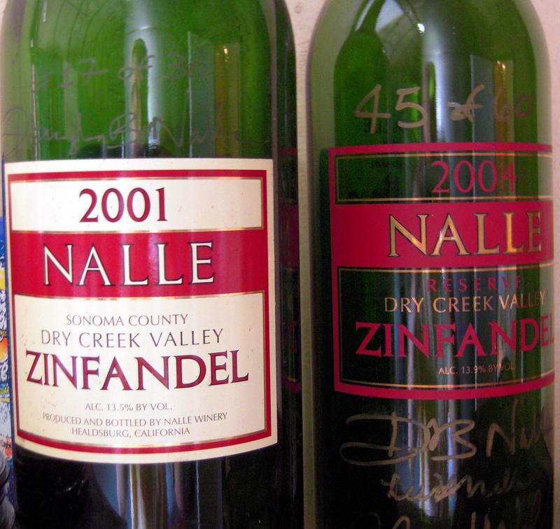 classic Nalle bottlings