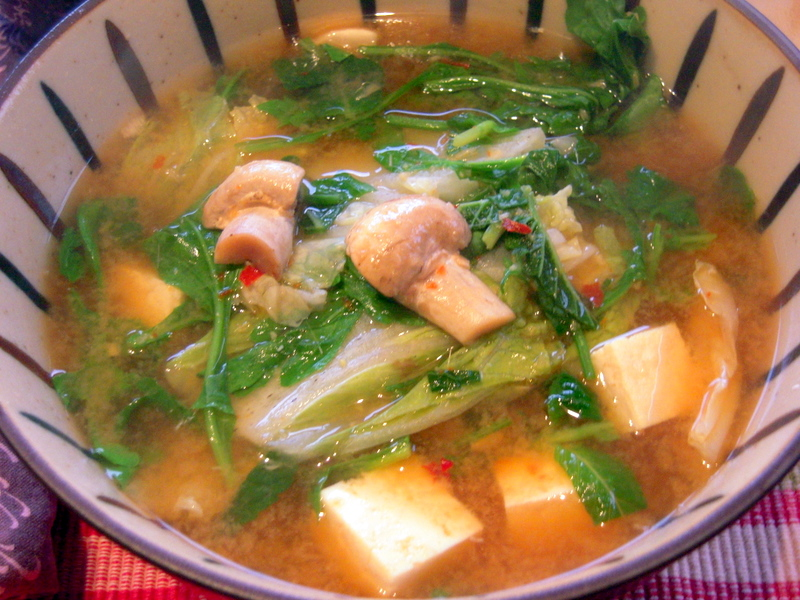Spicy Thai Vegetable Soup Recipes — Dishmaps