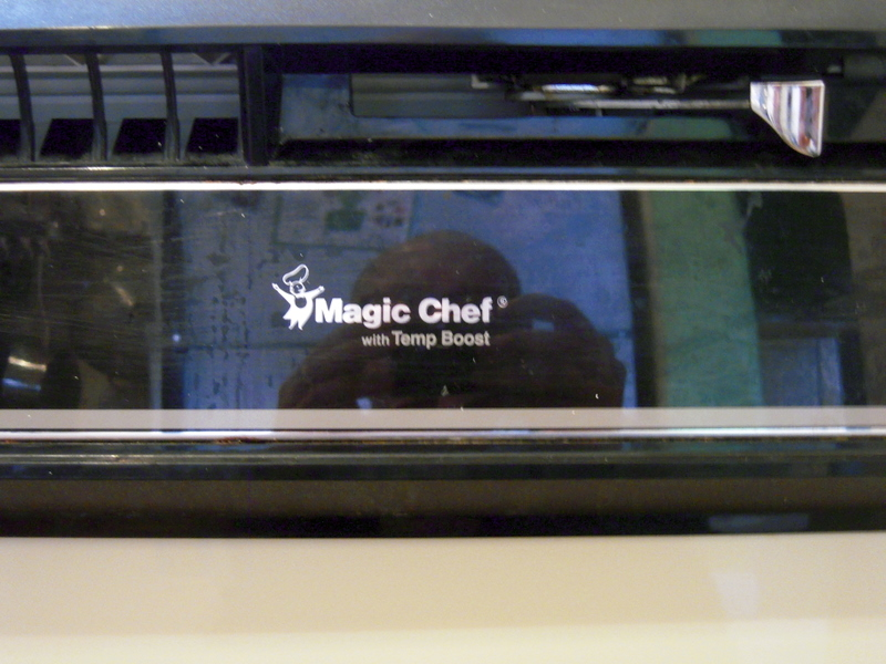 our elderly magic chef with temp boost