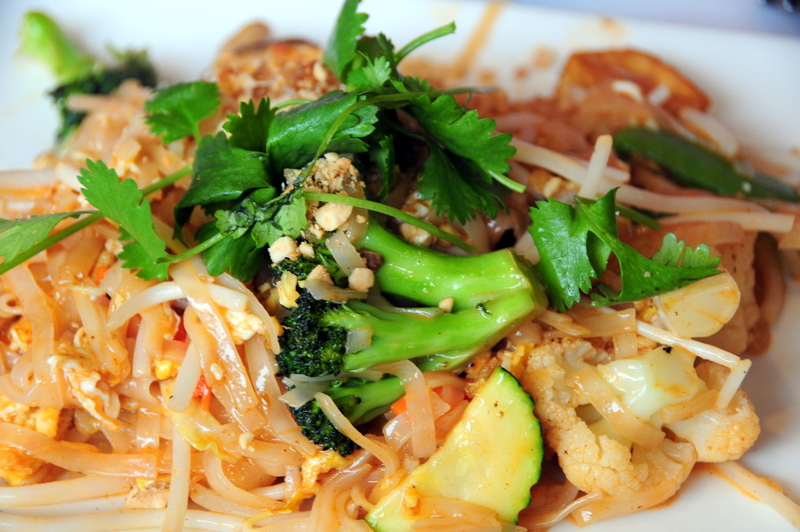 Marnee Thai vegetarian pad thai