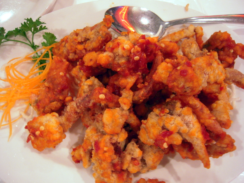 Hong Shing spicy soft-shell crab