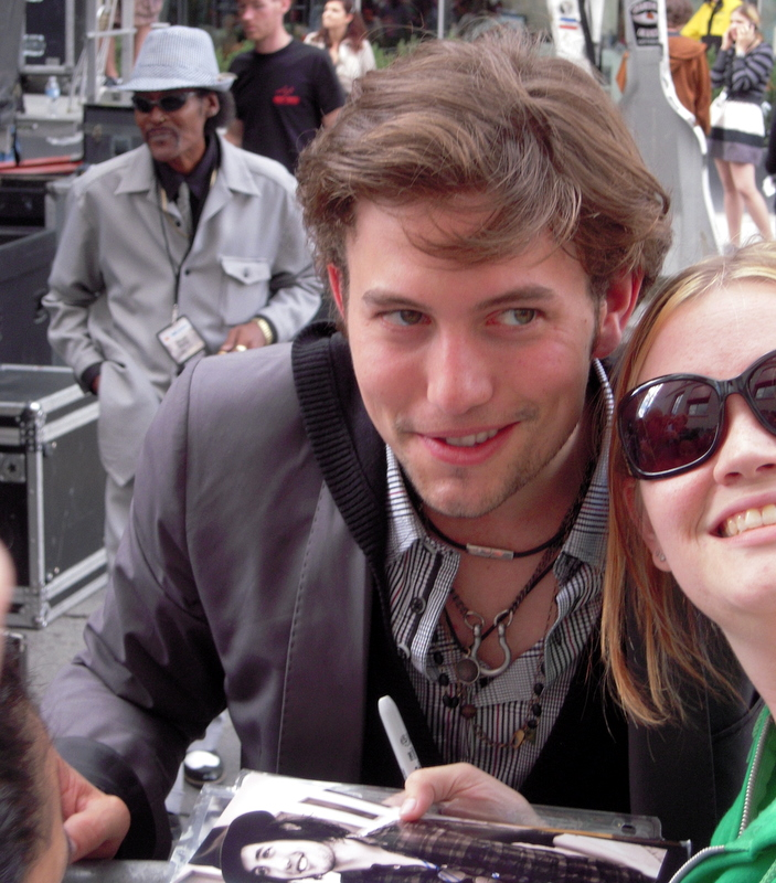 Jackson Rathbone at TIFF