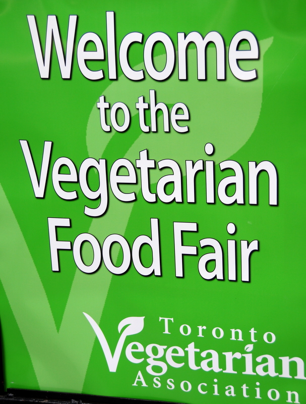 Welcome to the Vegetarian Food Fair