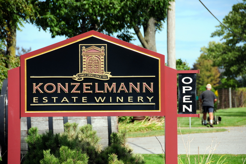 welcome to Konzlemann Estate Winery