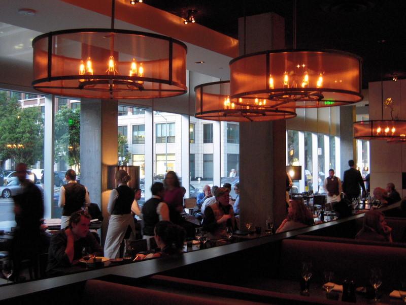 Prospect main dining area