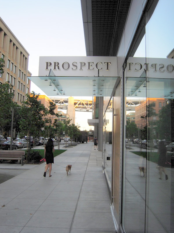 Prospect restaurant, San Francisco