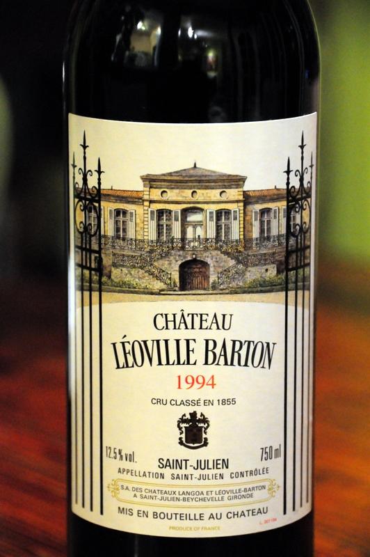 1994 Château Léoville Barton