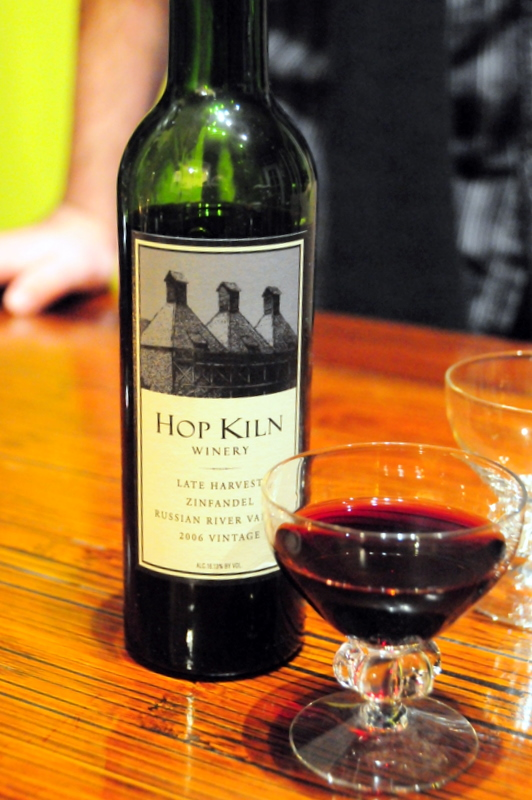 2006 Hop Kiln Russian River Valley Late Harvest Zinfandel