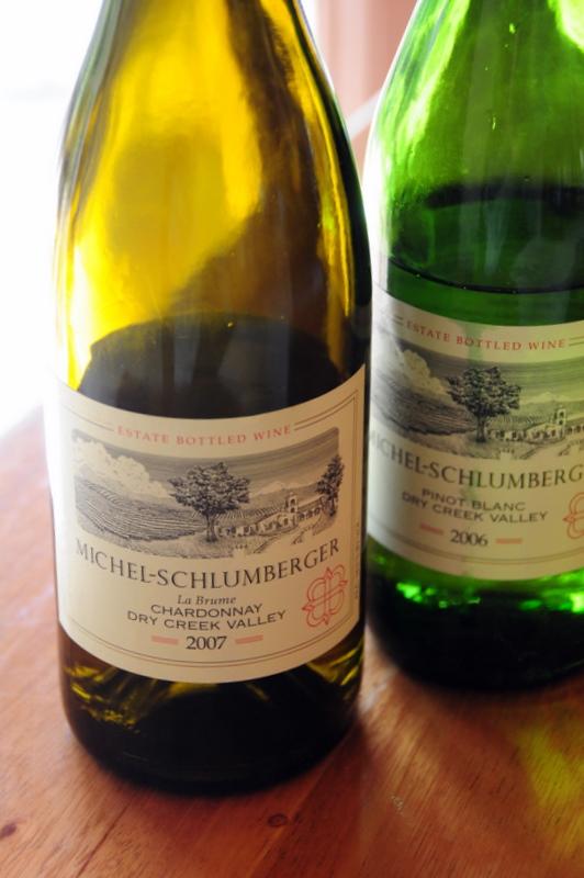 2007 Michel-Schlumberger La Brume Chardonnay