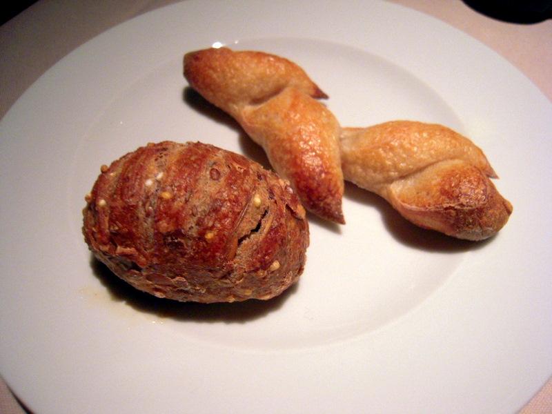 mini seed bread and sourdough epi