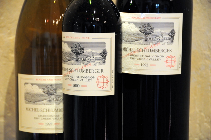 some Michel-Schlumberger reserve reds