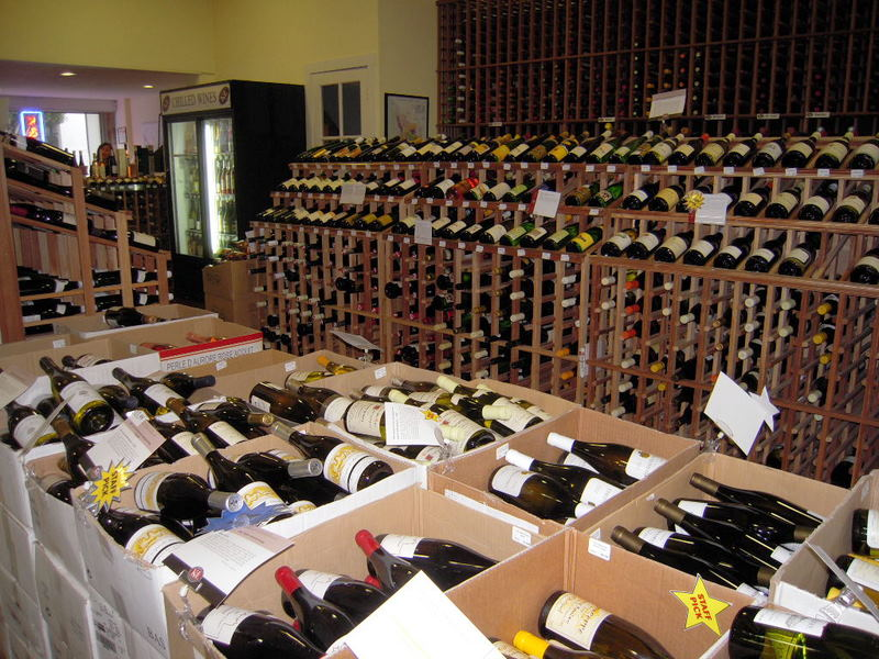 could this be wine-retail paradise?