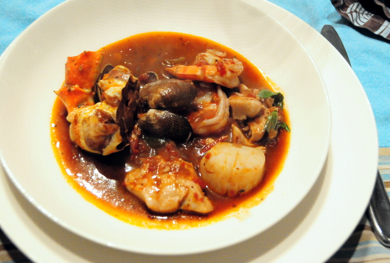 Tensley syrah cioppino