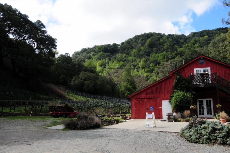 charming Chouinard Vineyards
