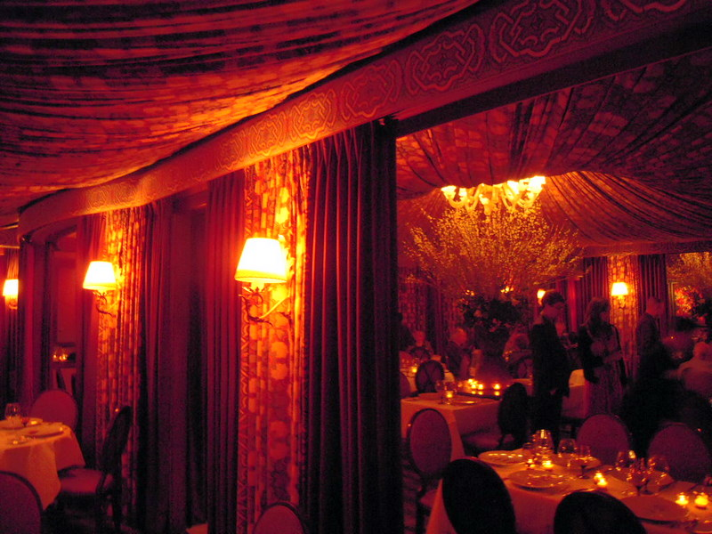 Hubert Private Dining Room