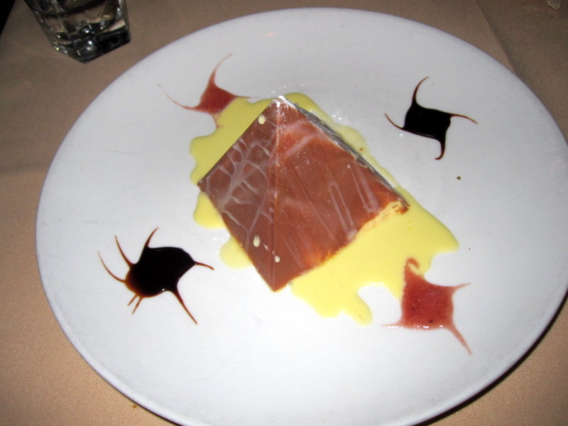 gorgeous Dulce Picchu dessert