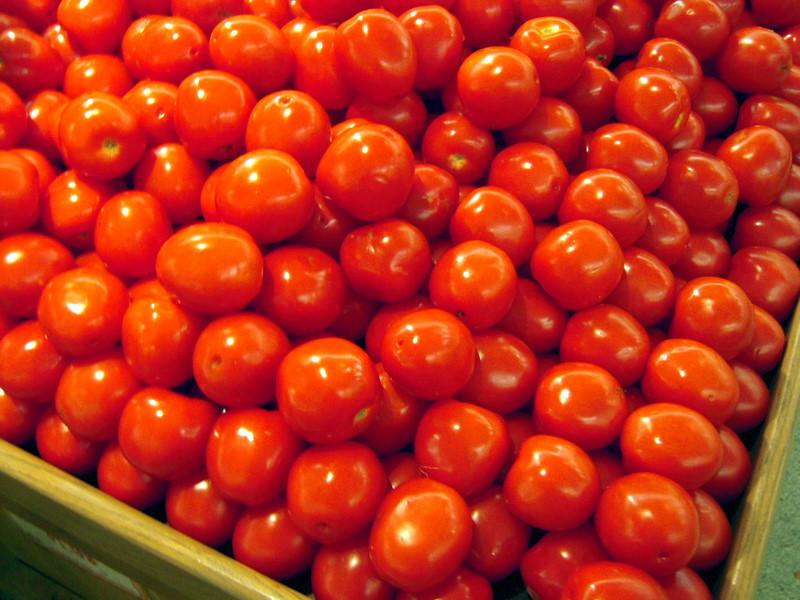 Mi Pueblo roma tomatoes