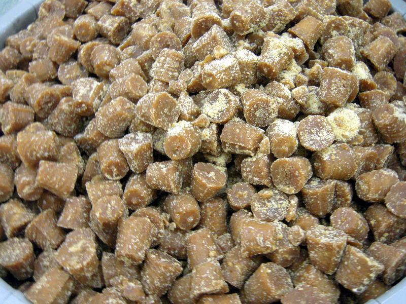 brown sugar cones