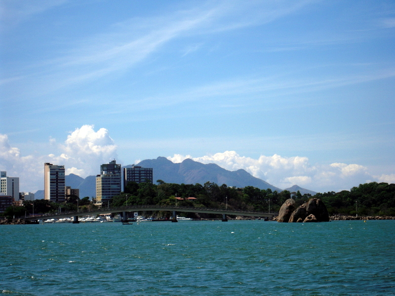 view of Vitoria, Brazil