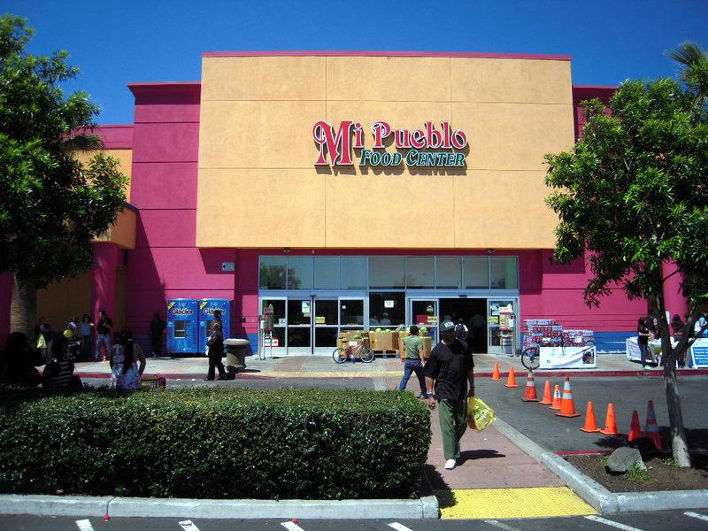 welcome to Mi Pueblo Food Center