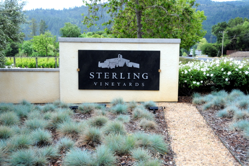 welcome to Sterling Vineyards