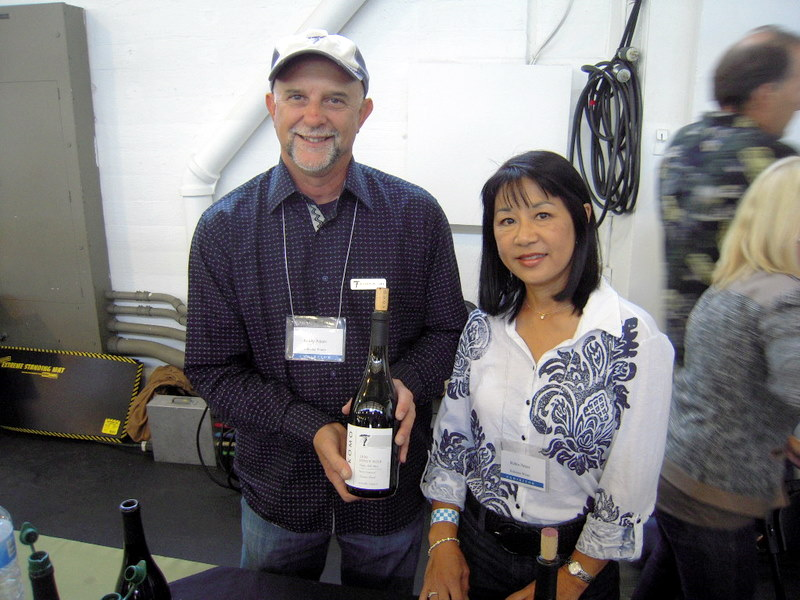 charming Robin and Randy Peters from Kokomo Wines