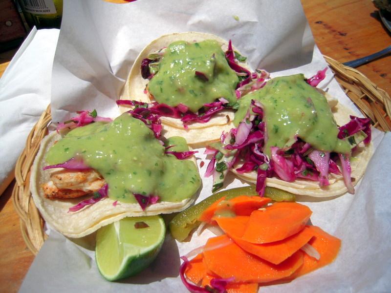 delish fish tacos