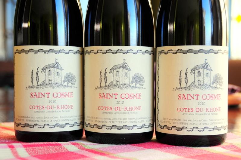 2010 Saint Cosme Côtes du Rhône