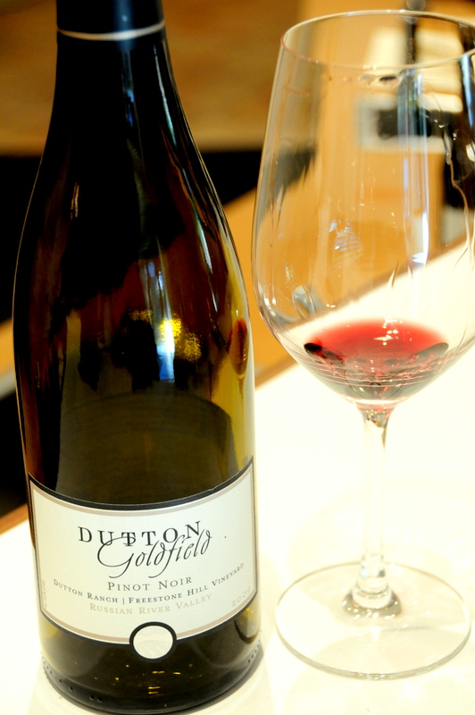Dutton-Goldfield Freestone Hill Vineyard Pinot Noir
