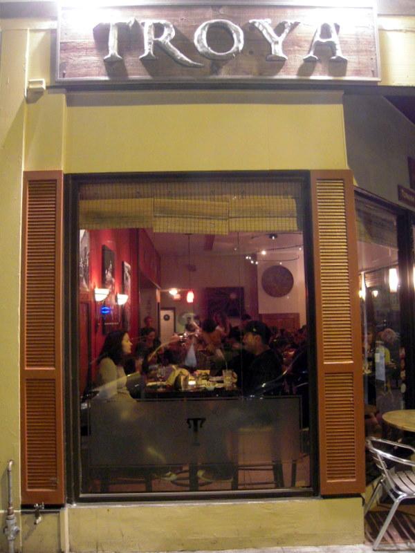 Troya san francisco for Anatolia mediterranean cuisine orlando