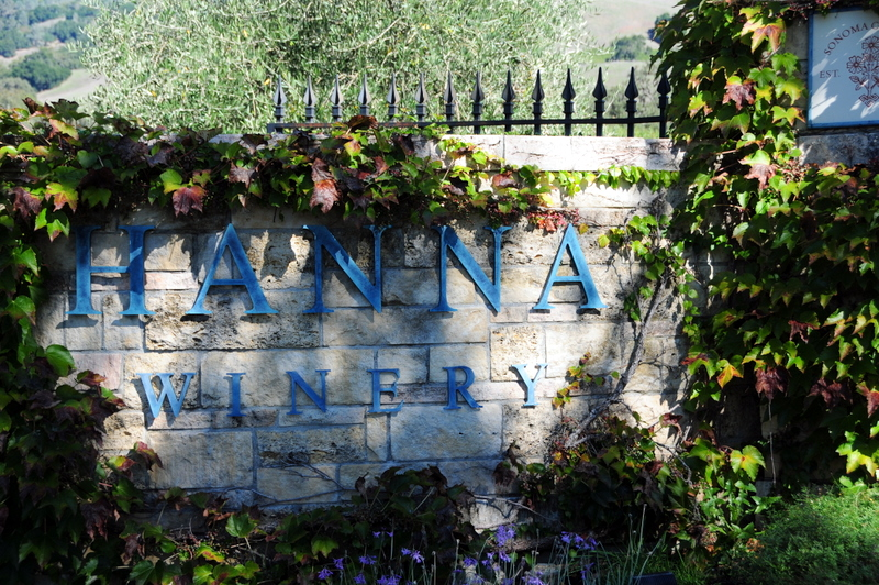 welcome to Hanna Winery and Vineyards