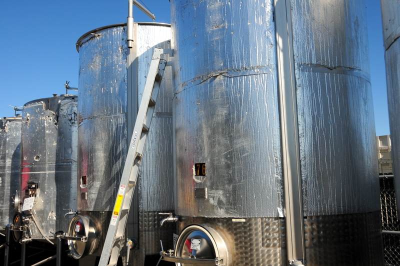 I think that these stainless steel vats are really awesome