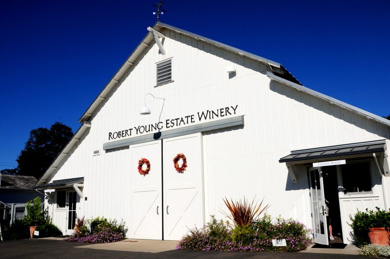 welcome to Robert Young Estate Winery