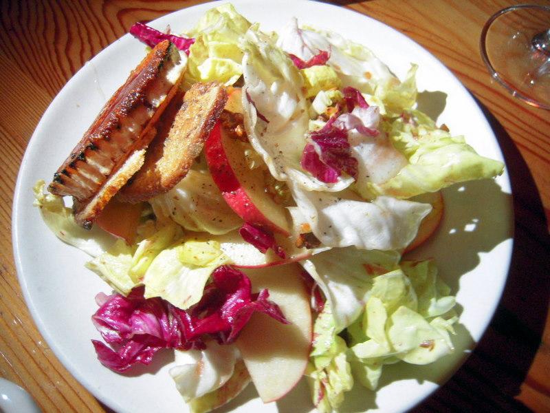 chickories salad