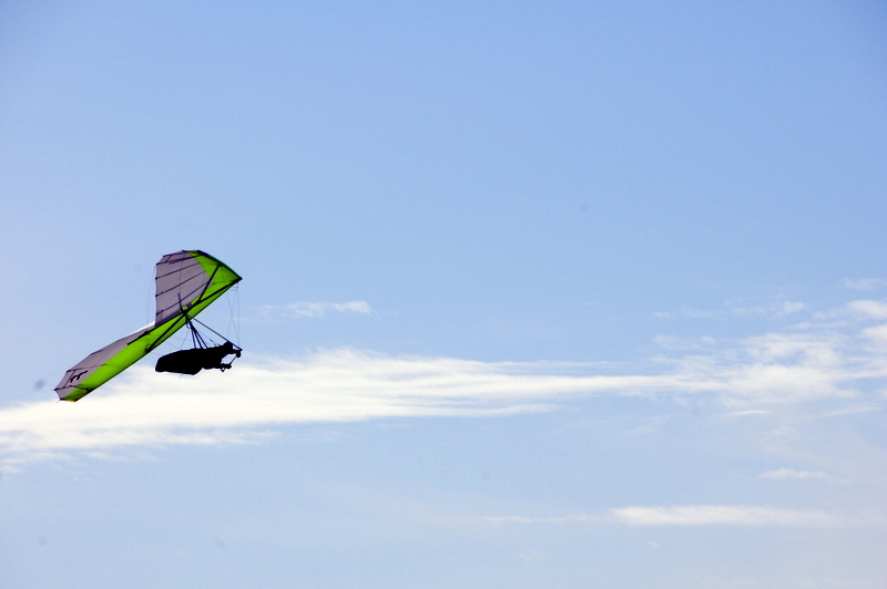 hang-gliding over the Pacific (2)