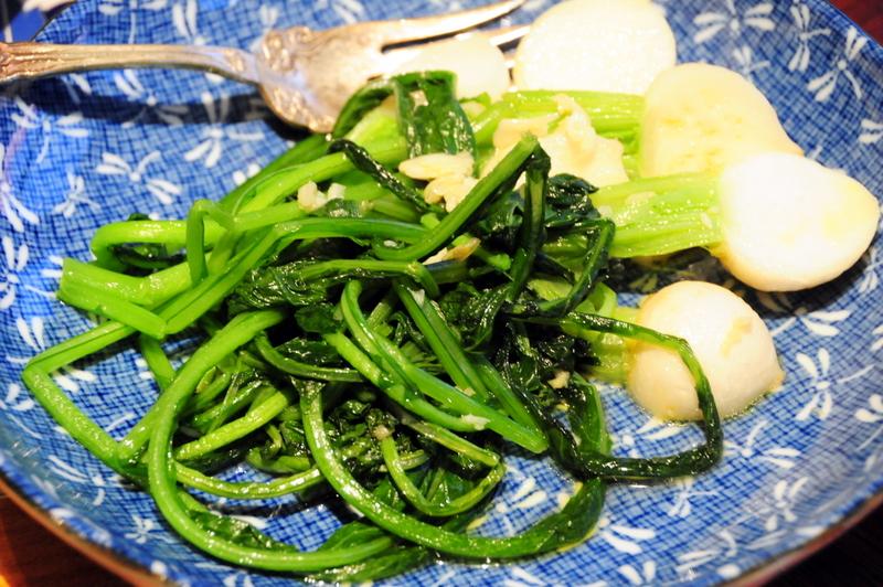sautéed Japanese turnip