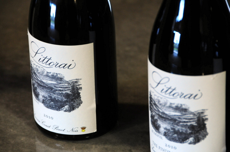 2010 Littorai Sonoma Coast and The Pivot pinots noir