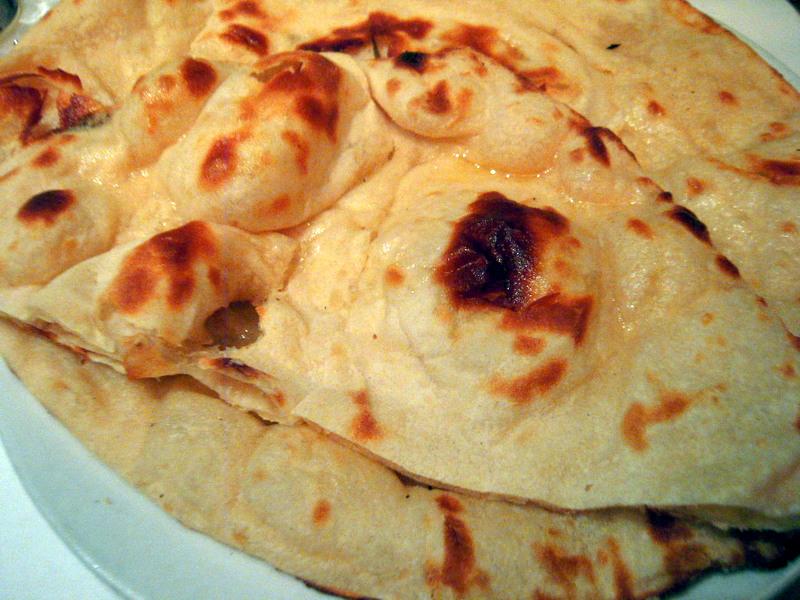yummy Ajanta naan