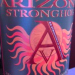 2010 Arizona Stronghold Mangus red